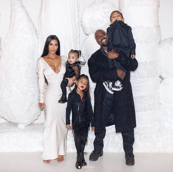 Kanye doesn't want Kim to put makeup on baby girl North anymore
