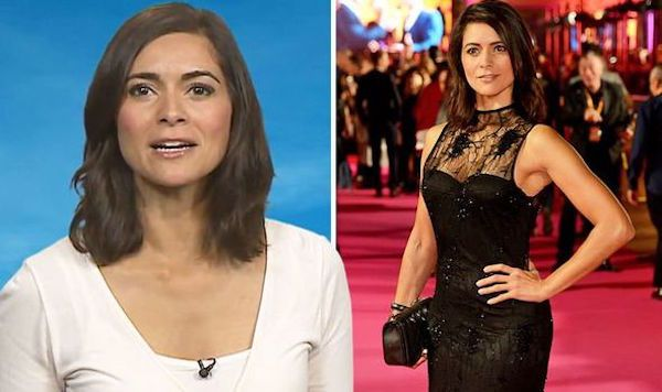 Lucy Verasamy says her job hugely affected her life