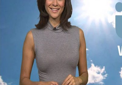 Lucy Verasamy: her life affected by her job! Learn about her meteorologist journey and body regime