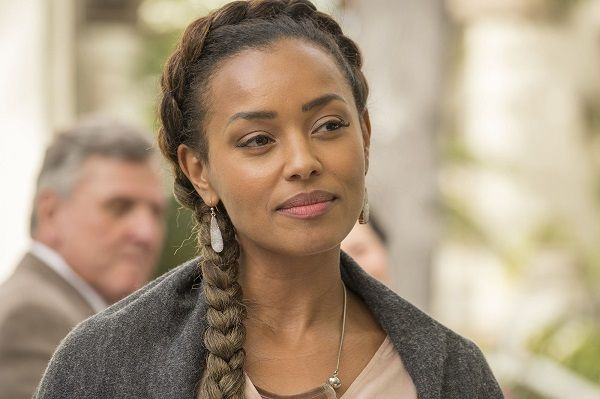 Melanie Liburd is not returning to This Is Us