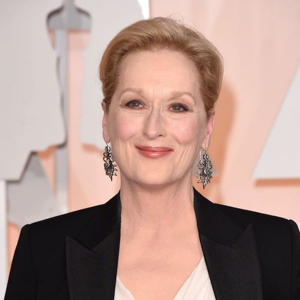 Meryl Streep against plastic surgery