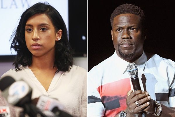 Montia Sabbag sues Kevin Hart for $60 Million