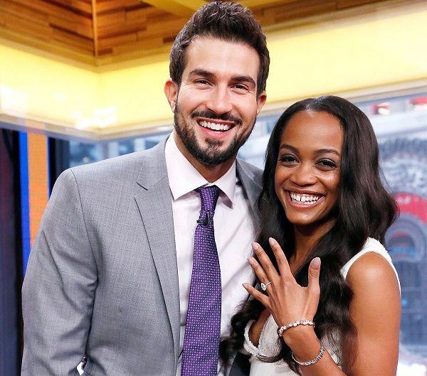 Rachel Lindsay and Bryan Abasolo engaged