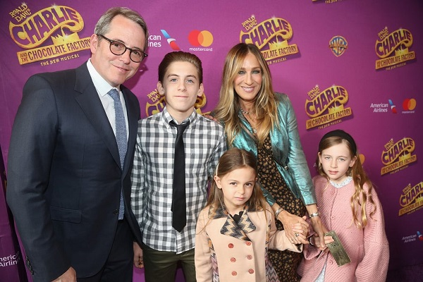 Sarah-Jessica-Parker-Matthew-Broderick-Family-ps – Married ...