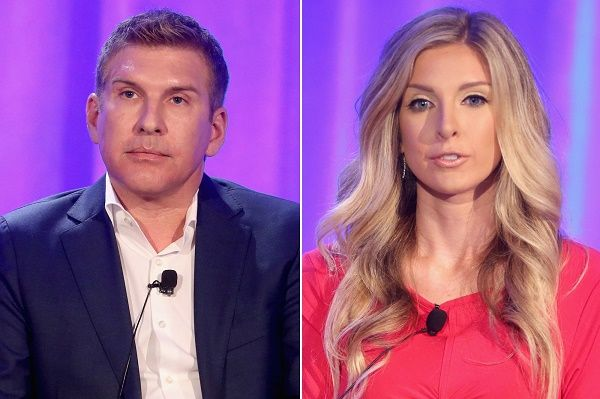 Todd Chrisley and Lindsie Chrisley's feud escalates