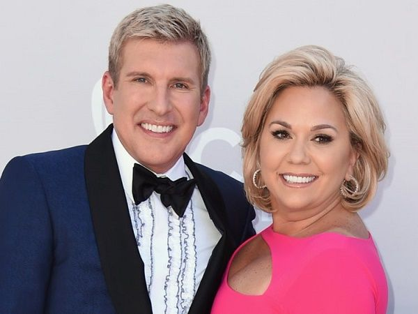 Todd Chrisley and his wife Julie Chrisley