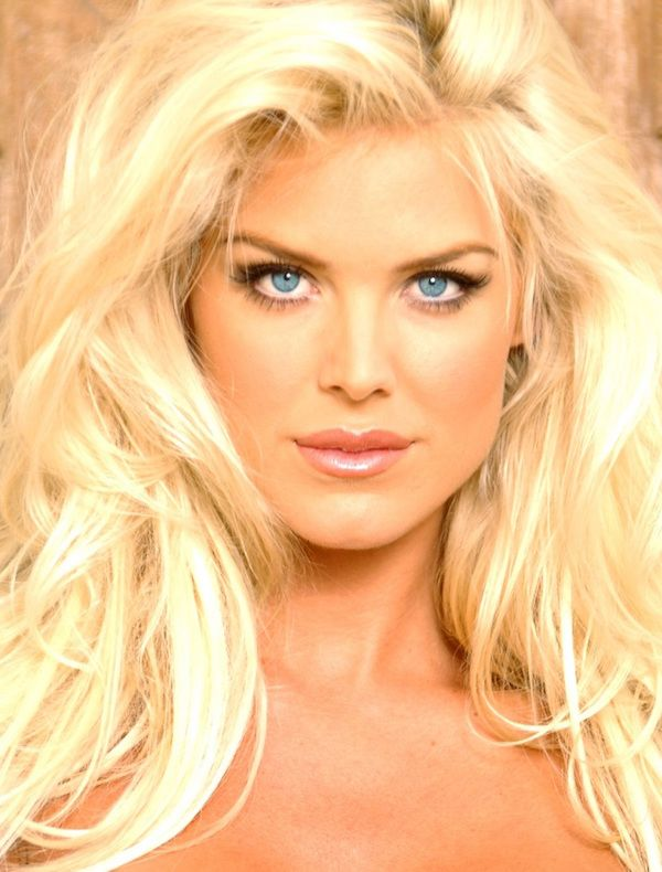 Victoria Silvstedt most beautiful actress