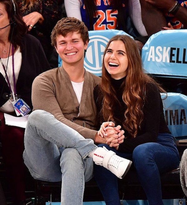 Ansel elgort wants more love with other people