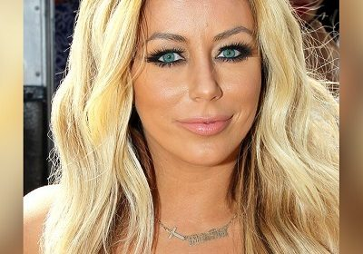 Singer Aubrey O'Day undergoes an expensive plastic surgery reconstruction of her face that leaves her unrecognizable!
