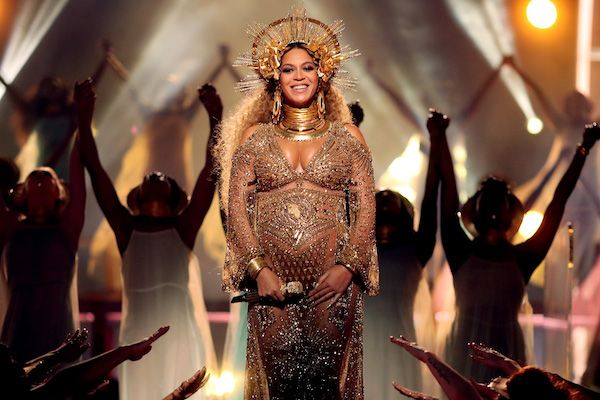 Beyonce slays her pregnancy performance
