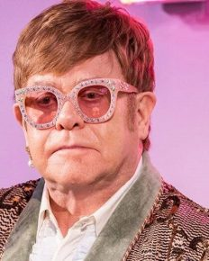 Following his mother-in-law's death, singer Elton John becomes ill and cancels his concert!