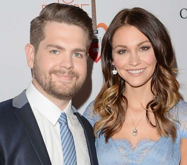 Jack Osbourne and Lisa Stelly finalise their