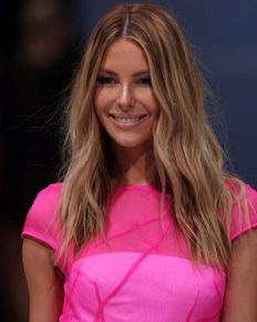 Jennifer Hawkins delivers her first child,  cute little daughter named Frankie Violet Hawkins Wall with husband Jake Wall!