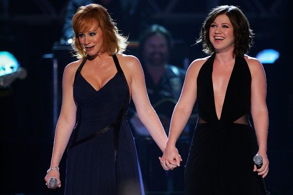 Kelly and Reba remain close till date and cannot stop gushing over each other