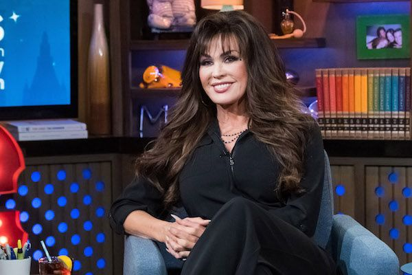 Marie Osmond relates to miley cyrus