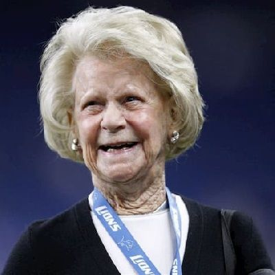 Martha Firestone Ford