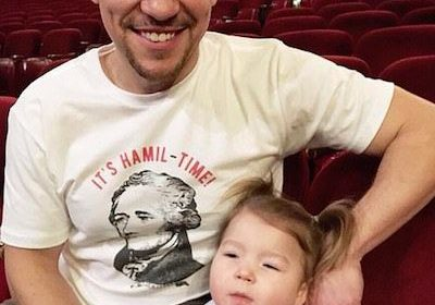 'Hamilton' star Miguel Cervantes's 3 year old daughter dies before her fourth birthday!! His family who is going through this heartbreak