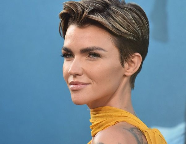Ruby Rose in recovery after her injury on the set