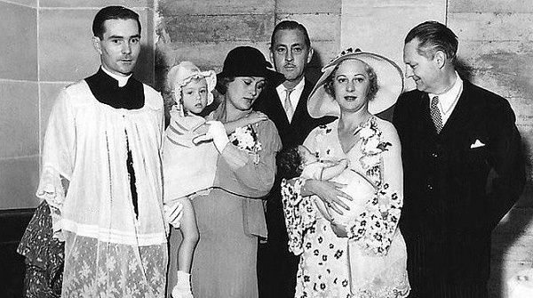 The Barrymore family