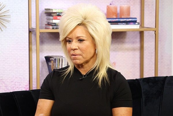 Theresa Caputo admits to still be grieving over her broken marriage