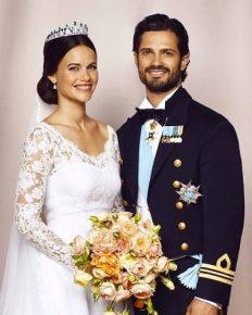 Make your wedding Royal! Wedding album of the Crown Prince Carl Philip and Sofia Hellqvist