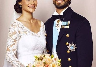 Make your wedding Royal! Wedding album of the Crown Prince Carl Philip and Sofia Hellqvist