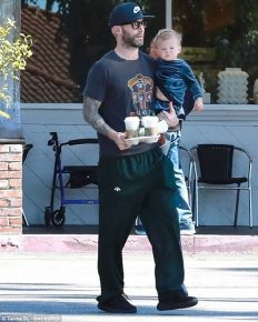 Most humbling thing! The daughter of musician Adam Levine, Dusty Rose, 3 is not a fan of his music!
