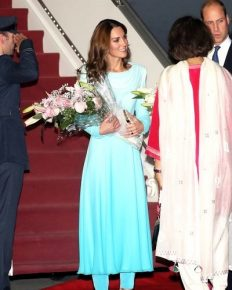 Kate Middleton and Prince William are in Pakistan for a five-day tour!