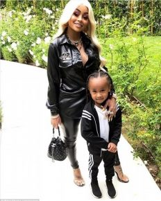 Blac Chyna and Tyga come together to celebrate the birthday of their son King Cairo, 7!