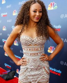Spice Girl Mel B had a secret brief affair with the X Factor Champion James Arthur!