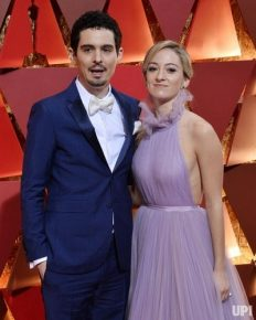The cute couple Olivia Hamilton and her director husband Damien Chazelle is expecting their first child together!