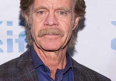 The co-stars of American actor William H Macy support him as his wife Felicity Huffman is sentenced in the college admissions scam!