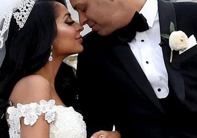 Wedding Of Jersey Shore's Fame Angelina Pivarnik With Chris Larangeira; Allegedly Mean Speech Of Bridesmaids!