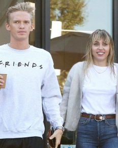 Cody Simpson Celebrates His Girlfriend Miley's Birthday. Here Are The Details Of Her Birthday With Her Beau