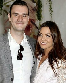 Playboy heir Cooper Hefner weds actress Scarlett Byrne in a courthouse ceremony!