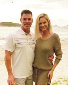 Ex-couple, Jim Edmonds And King Meghan Edmonds Agreed To Share The Custody Of Their Children Post Divorce