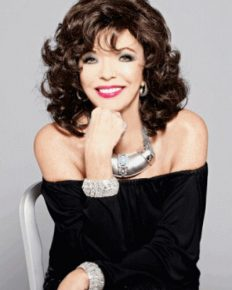 Actress Joan Collins, 86 hates jeans and feels that jeans with T-shirt is 'tragic'!