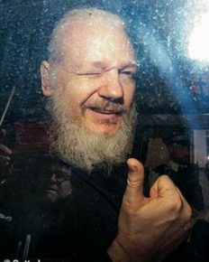 Julian Assange is frail and confused and may die in prison, says a group of 60 doctors!