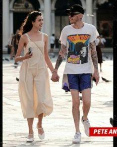 Is comedian Pete Davidson dating model Kaia Gerber?