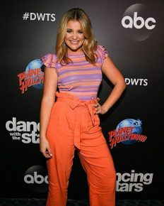 Channelizing breakup energy into something positive! The well-known actress, Lauren Alaina speaks about her separation with John Crist!