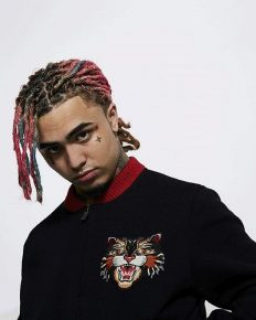 The terrifying snake incident! The 'Gucci Gang' rapper, Lil Pump is bitten by a snake!