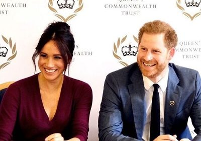 Royal watchers paying attention- Meghan Markle Hints about having Baby No. 2 with Prince Harry !