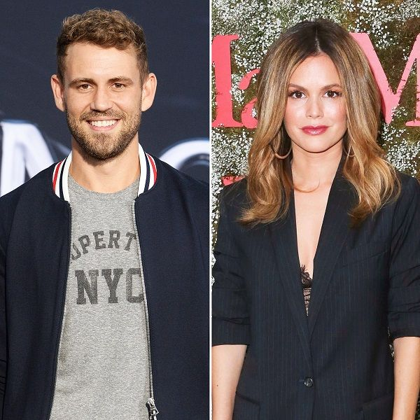 Nick Viall and Rachel Bilson