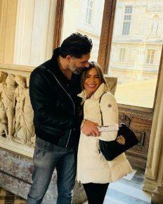 Sofia Vergara and her husband Joe Manganiello celebrate their fourth marriage anniversary! All the details here!