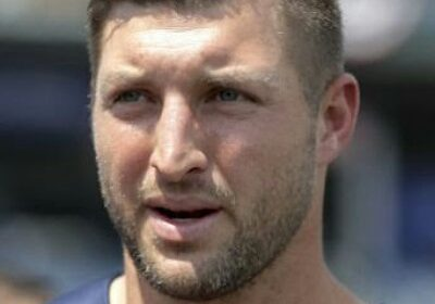 Baseball player Tim Tebow posts heart-wrenching tributes for his dead pet dog, Bronco on his social media!