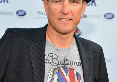 Actor Vinnie Jones of Celebrity X Factor had successfully resuscitated a choking man, 90 in the local golf clubhouse!