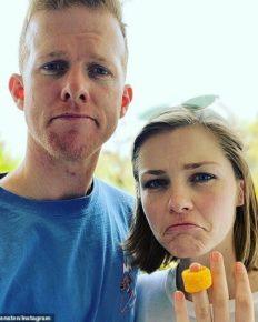 Engagement news! Adam Densten proposes to girlfriend Rachel Falconer!