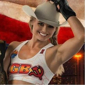 KGB Andrea Lee (fighter)