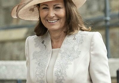 The secret of the slim body of Carole Middleton, the mother of Kate Middleton!