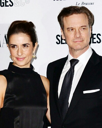 Colin Firth and wife Livia Giuggiol divorce after 22 years ...